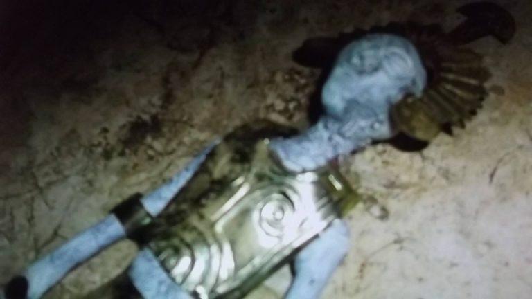 28423544 488482298220010 7257392309456128536 o 768x432 - Nazca Çizgileri Mağarasında Bulunan Uzaylı Mumyası