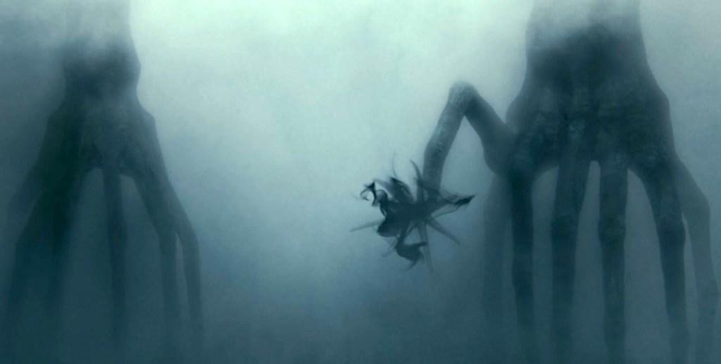 arrival heptapod alien - Bilim Adamlarının İddiaları Ahtapotlar Dondurulmuş Yumurta Olarak Uzaydan Yeryüzüne Geldi