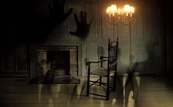 ghosts 572038  480 607x376 - Evinizde Şeytani ve Tekinsiz Şeyler Olduğunun İşaretleri