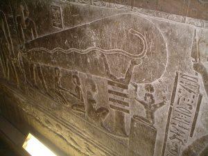 Dendera light 002 300x225 - Mısır Piramitleri'nin Sırları