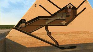 khufu misir giza piramitleri 19 300x169 - Mısır Piramitleri'nin Sırları