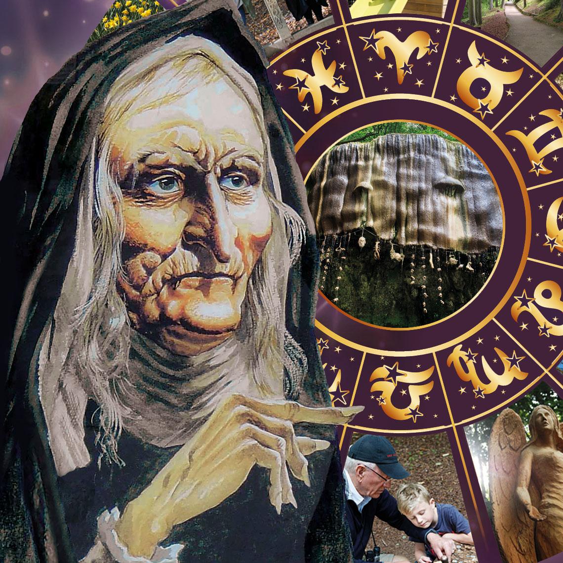 2018 Leaflet RGB image - Nostradamus'u Gölgede Bırakan Kahin: Shipton ANA