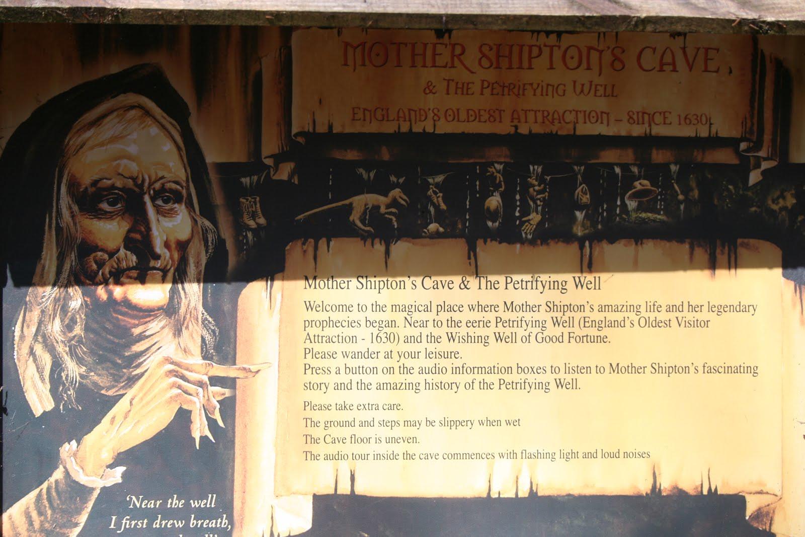 IMG 3810 - Nostradamus'u Gölgede Bırakan Kahin: Shipton ANA