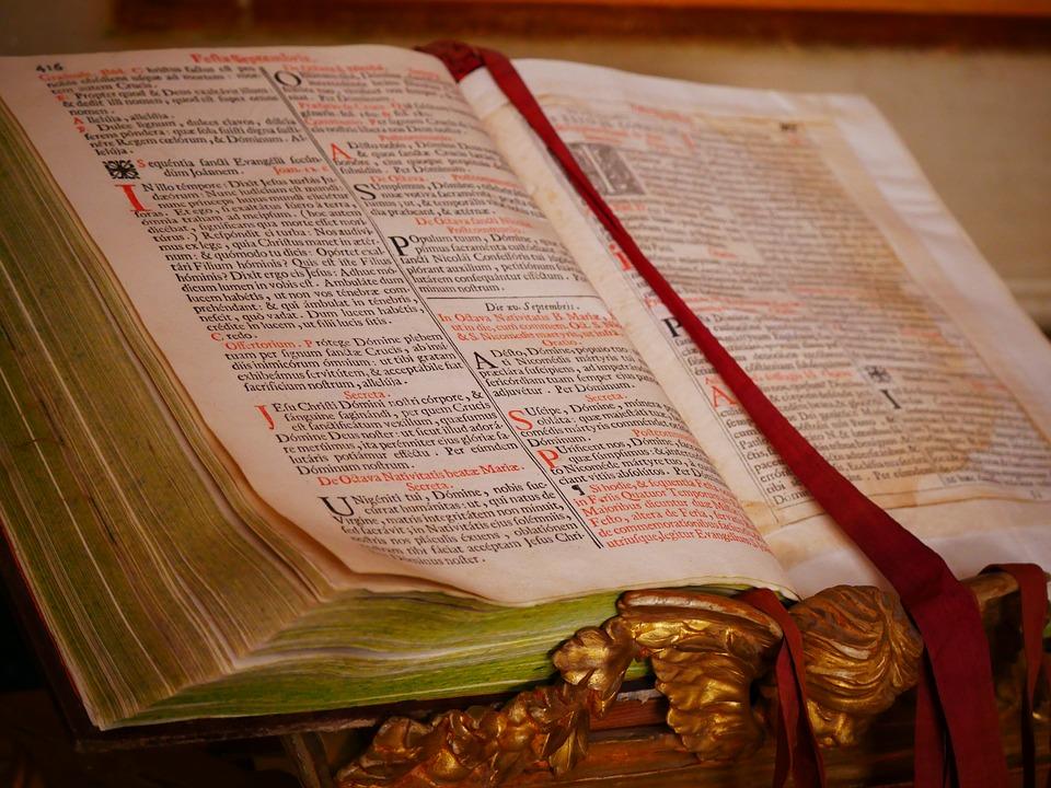 bible 1623181 960 720 - Antik Sanskritçe Metinler İnsan Olmanın 9 Kuralını Açıklıyor