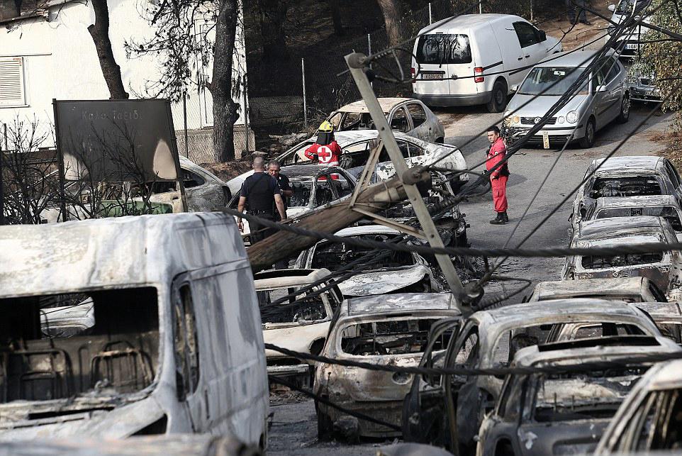 4E87227000000578 5984481 image a 65 1532418906308 - Yunanistan'daki Yangın Lazer Silahı İle Mi Çıkartıldı?