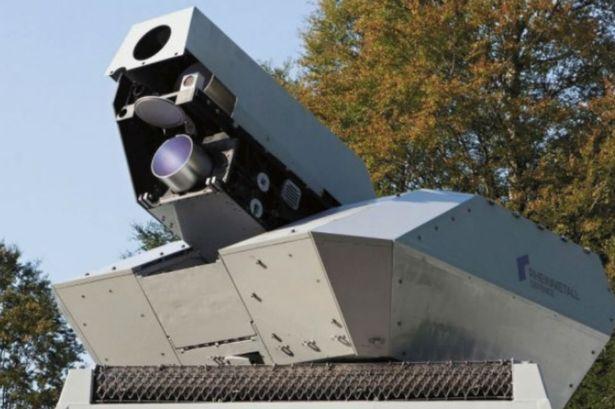 Lockheed Martin ATHENA laser - Yunanistan'daki Yangın Lazer Silahı İle Mi Çıkartıldı?