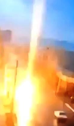 ateşşşşşşşşşşş - Yunanistan'daki Yangın Lazer Silahı İle Mi Çıkartıldı?