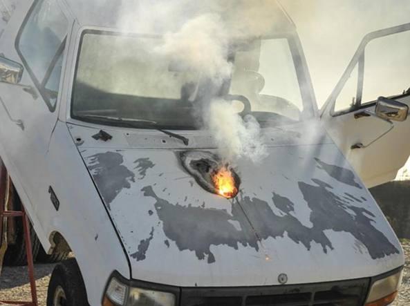 laser kBXB U4307044956008vJ 1224x916@Corriere Web Sezioni 593x443 - Yunanistan'daki Yangın Lazer Silahı İle Mi Çıkartıldı?