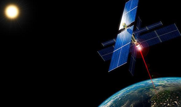 russia satellite space junk nasa 975376 - Yunanistan'daki Yangın Lazer Silahı İle Mi Çıkartıldı?