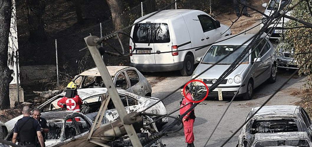 woswos1 - Yunanistan'daki Yangın Lazer Silahı İle Mi Çıkartıldı?