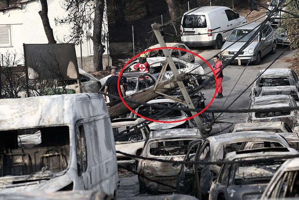 woswos4 - Yunanistan'daki Yangın Lazer Silahı İle Mi Çıkartıldı?