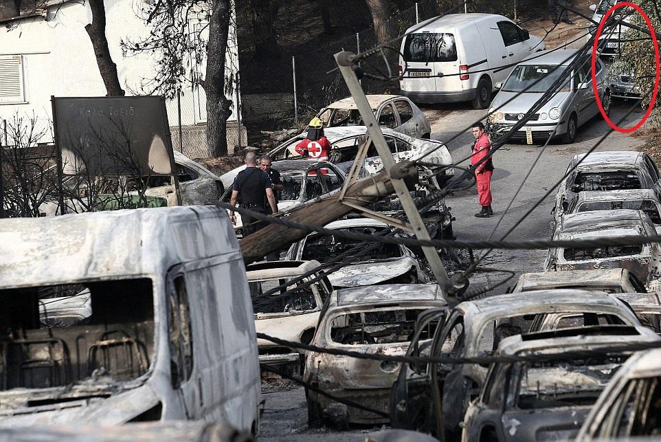 woswos5 - Yunanistan'daki Yangın Lazer Silahı İle Mi Çıkartıldı?