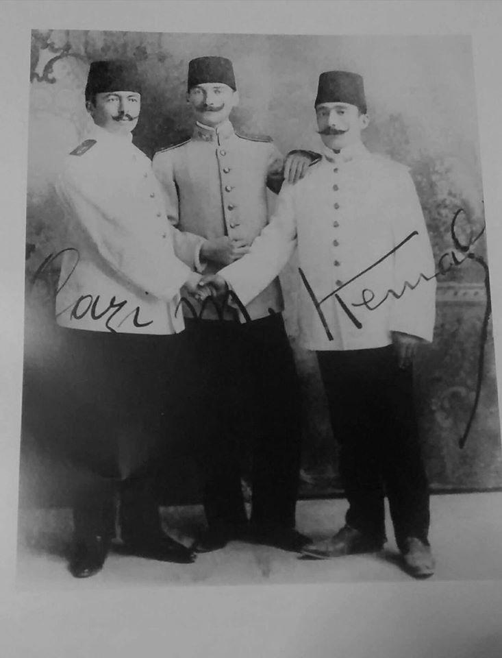 8 - Atatürk'ün Kadim Türk Teşkilatı İle Gizli Buluşması